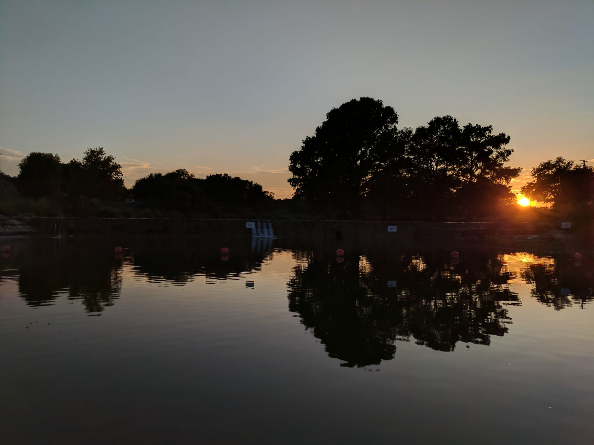 Camping: Blanco State Park (TX)