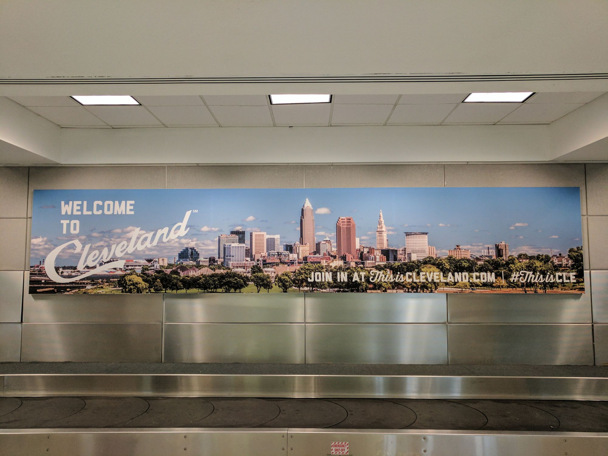Going Home: Cleveland in August 2017