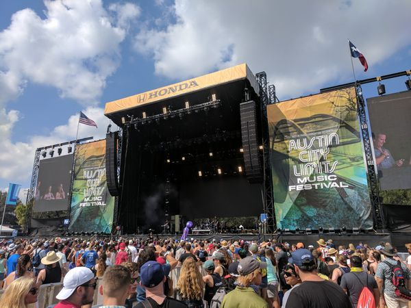 Bucket List: Austin City Limits