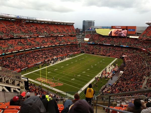 Jacksonville Jaguars at Cleveland Browns - 2017 Week 11